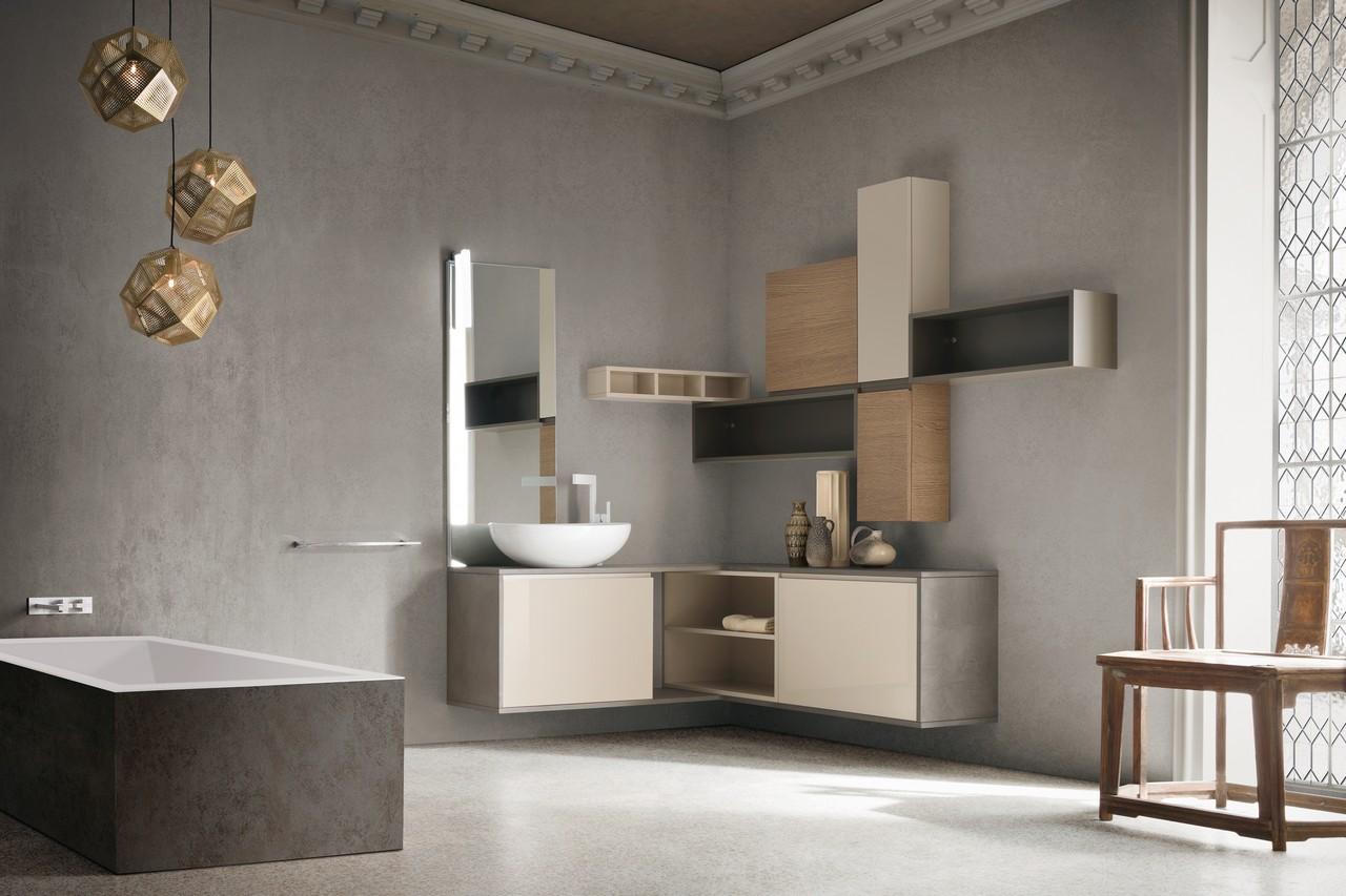 Progettazione interni modena consulenza arredi for Servizi da bagno moderni