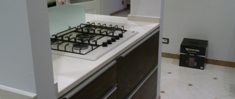 Il nostro progetto per rinnovare la cucina: dettagli della pavimentazione