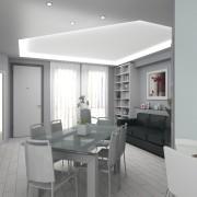 arredamento soggiorno e cucina